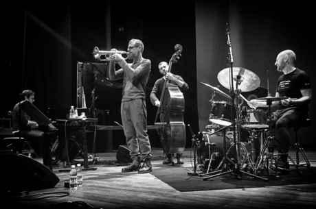 """ENRICO RAVA – TOMASZ STANKO 5ET / FABRIZIO BOSSO & PAOLO SILVESTRI ORCHESTRA """"THE CHAMP"""" to Dizzy - Arena Santa Giuliana - 11 luglio 2017"""