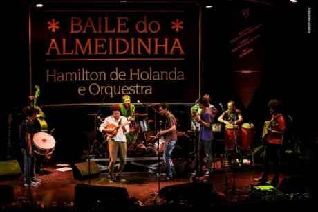 """BRAZILIAN MEETING: Bollani, Gismonti, De Holanda""  + Baile de Almeidihina - Arena Santa Giuliana - 16 luglio 2017"