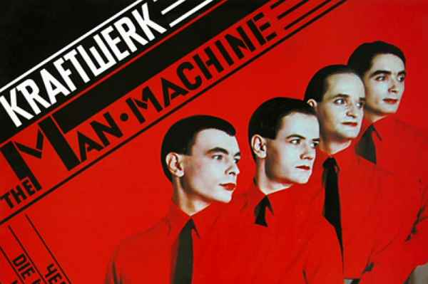 KRAFTWERK 3D CONCERT - Arena Santa Giuliana - July 7th 2017