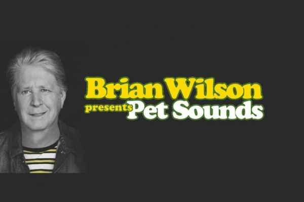 BRIAN WILSON presents PET SOUNDS - Arena Santa Giuliana - 15 luglio 2017