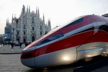 Frecciarossa Milano - Perugia