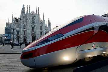 Frecciarossa Perugia - Milano - Perugia