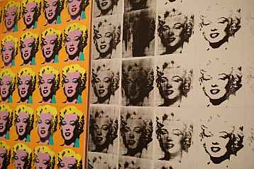 Andy Warhol a Perugia