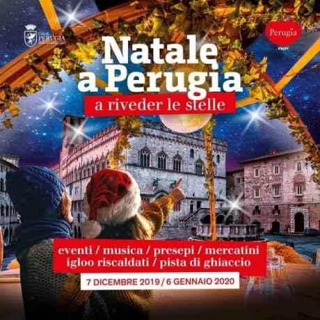 Natale Stellare a Perugia