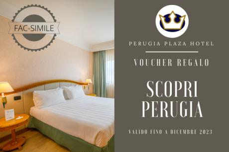 Voucher SCOPRI PERUGIA - € 149,00