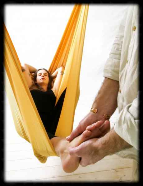MAMACA - Massaggio antigravità