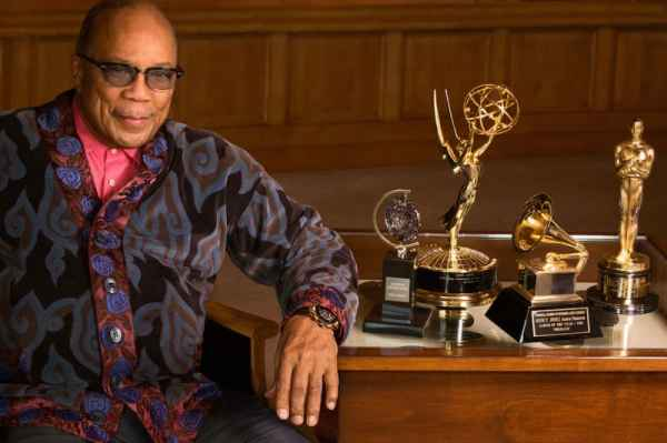 Quincy Jones - 13 luglio