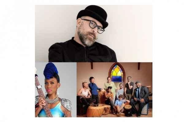 Mario Biondi, Nick West & Hypnotic Brass Band - 21 luglio