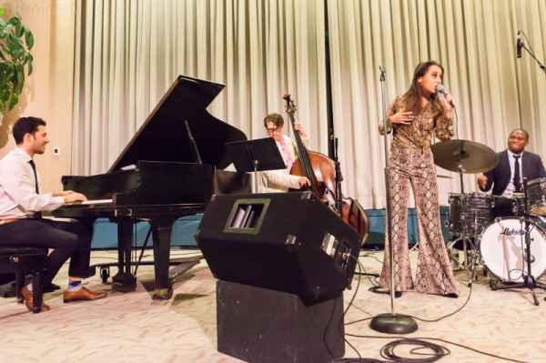 Veronica Swift & Emmet Cohen Trio - July 11th, 2020